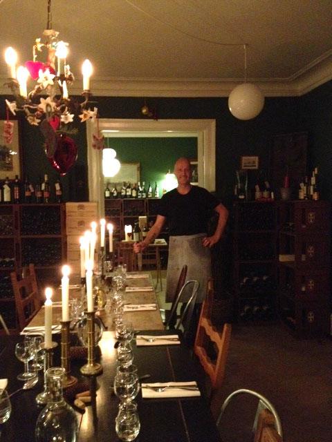 Vin arrangementer hos Ubbe vin