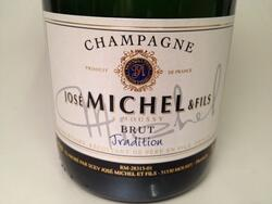 José Michel & Fils Tradition Brut,½ flaske