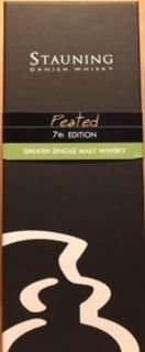 Stauning Whisky Peated 7th Edition 48,4%vol.