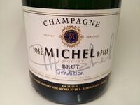 José Michel & Fils Tradition Brut, ½ flaske.